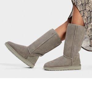 UGG Classic Tall II Grey Boot